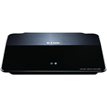 D-Link DIR-657/E - Router (WiFi), negro
