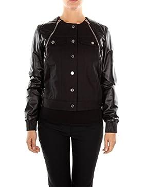14P153600001 Givenchy Chaqueta Mujer Algodón Negro