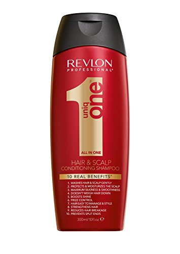 Revlon Uniq One Hair And Scalp Conditioning Shampoo, 300 ml