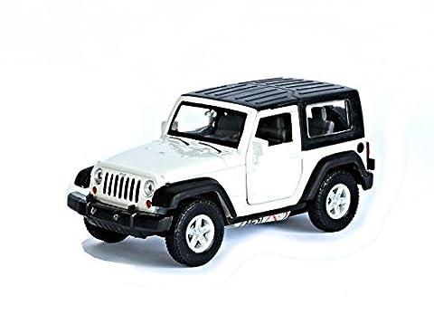 Jeep Wrangler Rubicon weiß