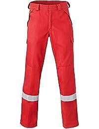 Arbeitskleidung & Uniformen Arbeitshosen Havep L1170H-44 BundhoseBasic 8281 Kornblau Größe H44
