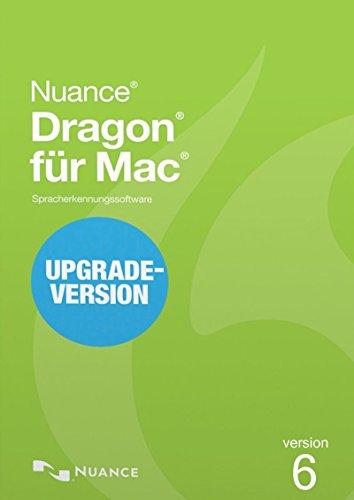 Nuance Dragon Professional Individual 6.0 für Mac - Upgrade von Dragon für Mac 4.0 oder 5.0 [Download]