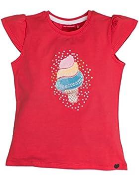 SALT AND PEPPER Mädchen T-Shirt Smile Print Icecream