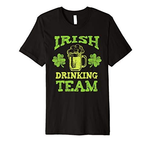 Irisches trinkendes Team des St. Patricks Tages ()
