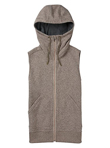 Burton Starr Vest, Gilet Donna Dove Heather