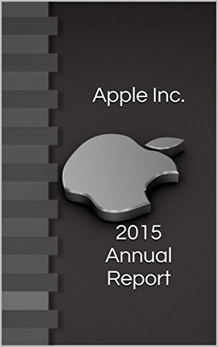 Apple Inc. 2015 Annual Report (English Edition) eBook: Apple Inc ...