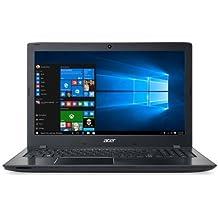 Acer Aspire E Flagship 15.6 Inch Full HD Laptop PC, Intel Core I7-7500U, 16GB DDR4, 1TB HDD, VGA HDMI, TrueHarmony Audio, WiFi, Stereo Speakers, Windows 10