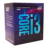Intel Core i3-8100 Desktop Processor - 3.60 GHz