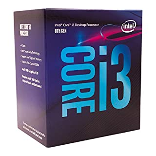 Intel BX80684I38100 Cpu Processore, Argento (B0759FTRZL) | Amazon price tracker / tracking, Amazon price history charts, Amazon price watches, Amazon price drop alerts