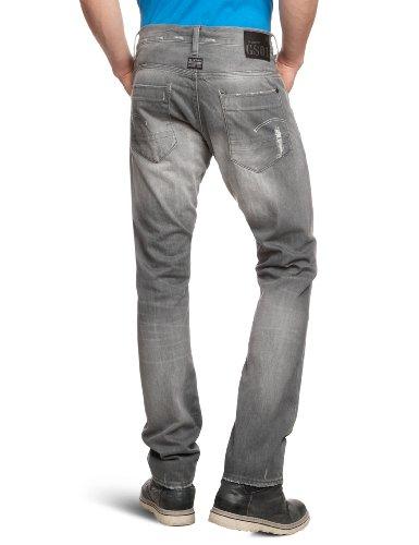 G-Star Raw - Jeans Homme - New Radar Slim Grau (med aged destry)