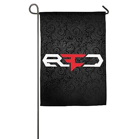 JFD Faze Clan Logo Indoor Flag 12*18inch