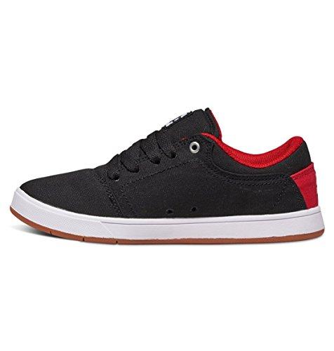 DC Shoes Crisis TX–Scarpe per Ragazzo adbs100210 Multicolor