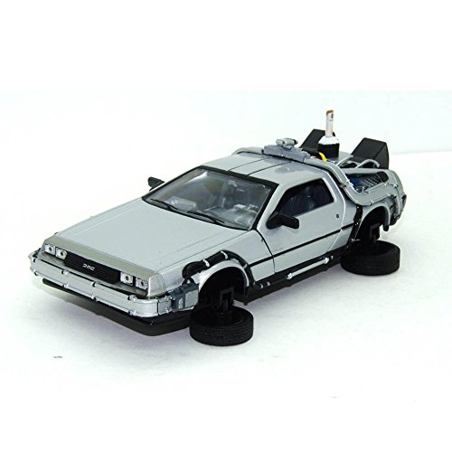 Welly - Regreso al Futuro II - Maqueta del Delorean LK...