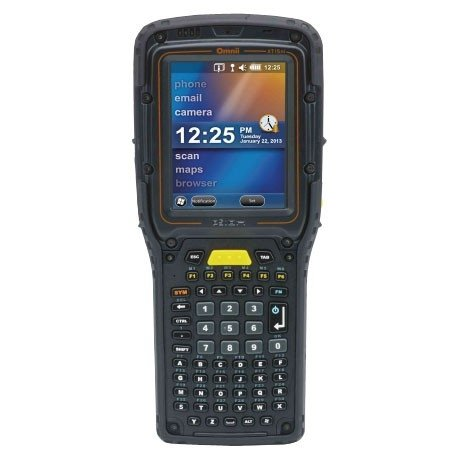 Zebra ob13110000011101Laptop,-XT15STD W/extra Duty, 512MB SDRAM/1GB Flash ROM, dieses 6.0, Englisch, 802.11a/b/g/n Bluetooth 2.0+ EDR, 5000mAh -