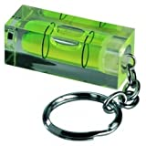 Mini Spirit Level Keyring Keychain Tool DIY Gadget Novelty gift