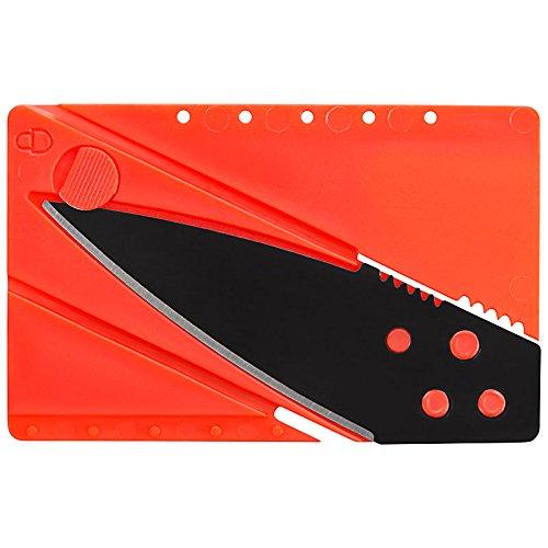 Kreditkarten-Messer,Kreditkartenmesser, Faltmesser, Klappmesser, Camping-Messer, Taschenmesser...