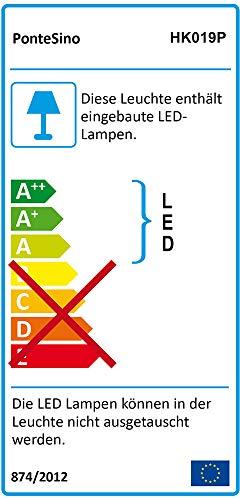 HOKO® Rer LED Bad Spiegel Freiburg 80cm mit ANTIBESCHLAG SPIEGELHEIZUNG außen LED Bild 3*