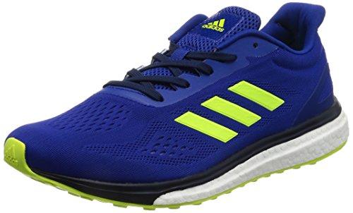 adidas Response LT Herren Laufschuhe Running blau gelb NEWNAV/WHT/NEWNAV