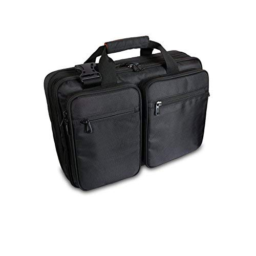 7even Controller & Laptop Rucksack Tasche/Bag/Dj-Laptop u.Freizeit Rucksack/für z.b. Kontrol S4,max: 52x36cm