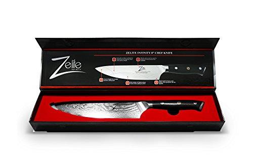 ZELITE INFINITY Chefs Knife 8-in...