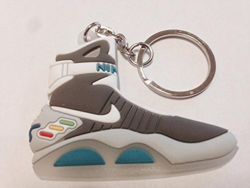Nike Air Mag Schlüsselanhänger Zurück in die Zukunft Sneaker Keychain McFly