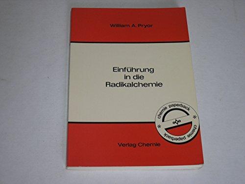 Einführung in die Radikalchemie