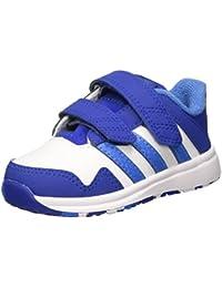 adidas Snice 4 CF I - Zapatillas De Running Niños, Blanco / Azul, 23