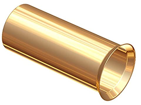 Rembus Aderendhülse RAH-50.0 | vergoldet | 25 Stück | Querschnitt bis 50,0 mm²