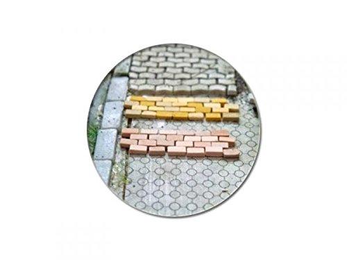 juweela-28146-strassenpflaster-gehwegpflaster-rot-mix-10000-stk-h0