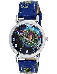 Disney Analog Multi-Color Dial Children's Watch - 3K1119U-TS (BLUE)