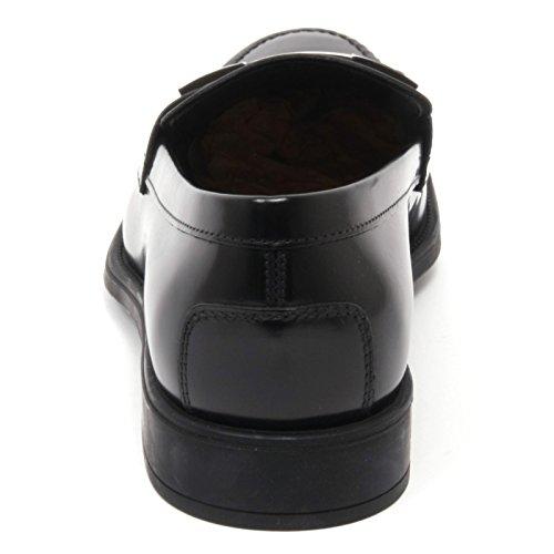 B6862 mocassino uomo TOD' S scarpa nero loafer shoe man Nero