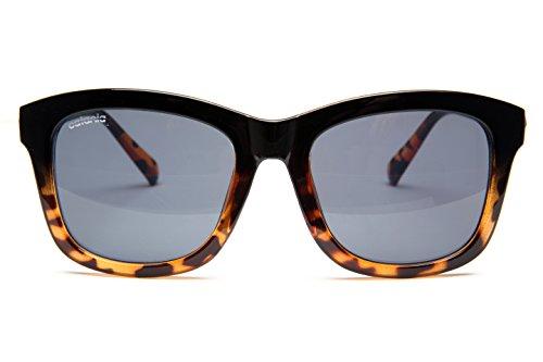 Catania Occhiali Sonnenbrille - Unisex Sonnenbrillen-Klassiker - inkl. Catania Brillenetui