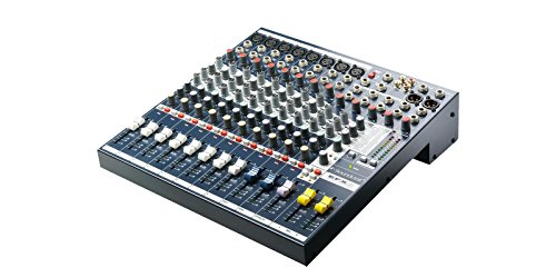 SOUNDCRAFT MIXER 8 Canali EFX8