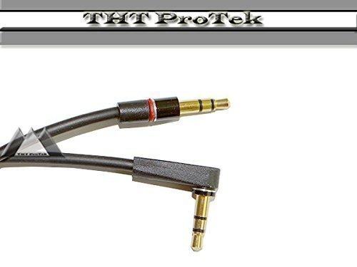Preisvergleich Produktbild SCHWARZ Top Qualität AUX Stereo Audio Kabel 3,5mm Klinke für Monster Beats by Dr. Dre Solo HD Kopfhörer