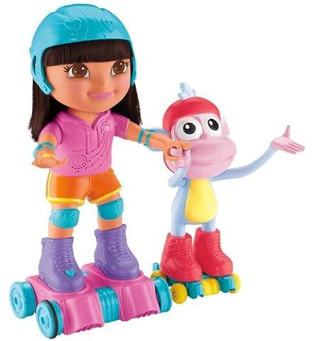 Fisher-Price – Dora the Explorer – Skate & Spin Dora
