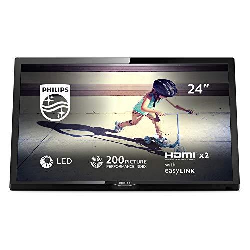 Philips Digital Tv Tuner - Philips 24PHS4022/12 Fernseher 60 cm (24