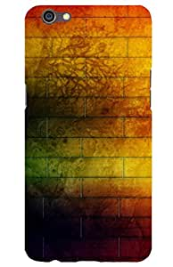 Cell Planet's High Quality Designer Mobile Back Cover for Oppo R9 Plus on No Theme theme - ht-oppo_r9s_plus-17032017-g_i-78