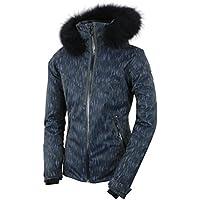 Degré7 Fernuy Ski Jacket Mujer Azul oscuro FR: S (Tamaño del fabricante: 36