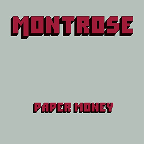 Paper Money (Deluxe Edition) - Montrose-cd