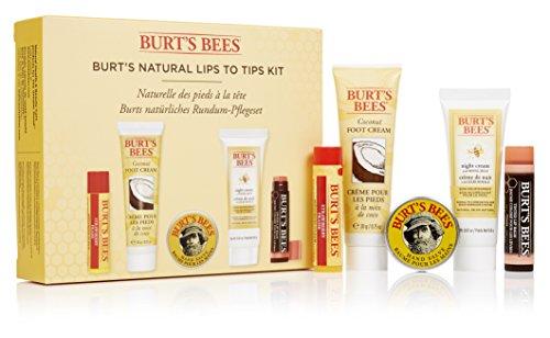 Burt's Bees Probierset Natürlich von Kopf bis Fuß, 50 g