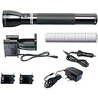 MagLite Charger RE4019 lampe torche 5 modes Noir 32 cm