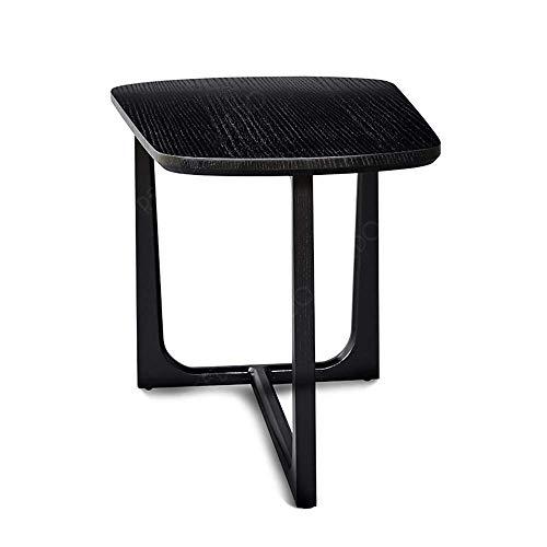 Home Beistelltische Nordic Massivholz Kreative Nachttisch Möbel Japanischen Stil Einfachen Holztisch Kleinen Teetisch Computer Ecktisch, BOSS LV, 80 * 48 * 50 cm