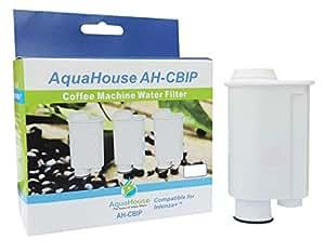 AquaHouse AH-CBIP Compatibile per Brita Intenza + / Philips Saeco CA6702 / 00 Acqua Filtro a cartuccia per Philips, Saeco, Lavazza, Gaggia macchina da caffè