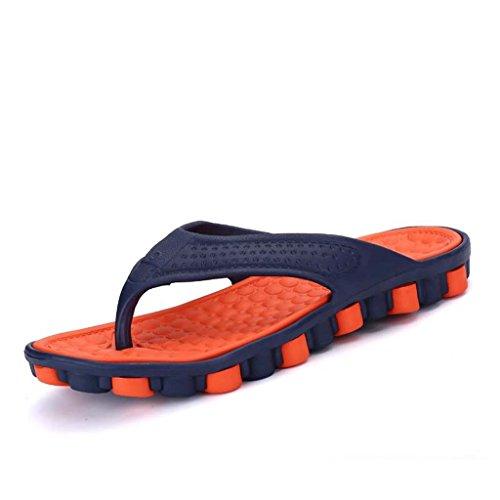 ZXCV Scarpe all'aperto Pattini a maniche per le scarpe da uomo Arancia