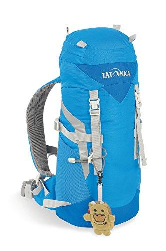 Tatonka Kinder Rucksack Wokin Knderrucksack, Bright Blue, 46 x 21 x 15 cm, 13 Liter