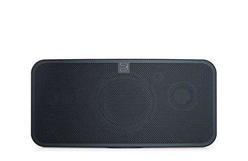 BLUESOUND Pulse 2 2i - Streaming-Client mit leistungsfähigen Lautsprechern-SCHWARZ