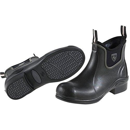 Grubs rideline Short Boots d'équitation noir