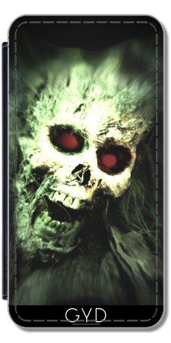 he Hülle für Samsung Galaxy A5 2017 (SM-A520) - Halloween Horror Unheimlich Gruselig by Grab My Art (Ein Grab, Halloween)