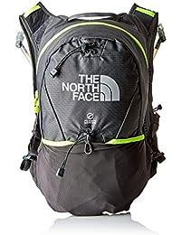 North Face Flight Race Mt 12 EU, Unisex-Erwachsene Rucksack, Grau (Asphalt Gry/Dayglo Y), 22x34.5x50 cm (W x H L)