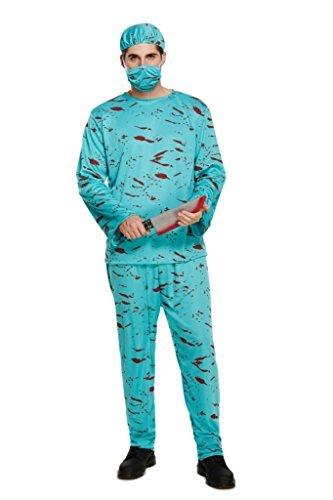 Fancy Pants Store - Blutiger Chirurg Halloween Kostüm Outfit